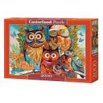 Cuy Games - 2000 PIEZAS - OWLS -
