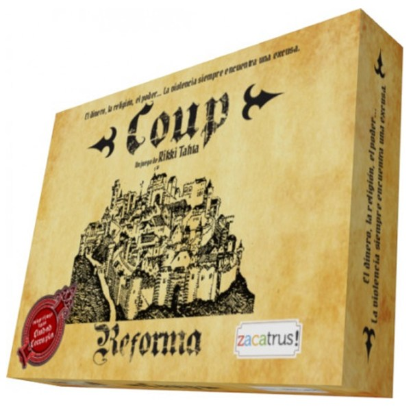 COUP – REFORMA