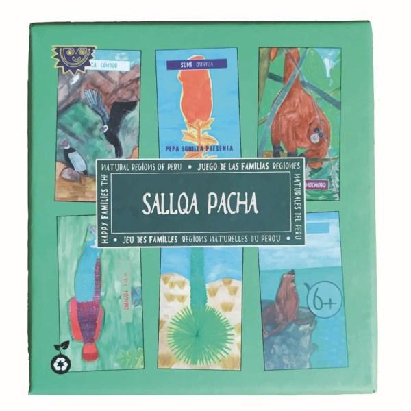 Cuy Games - SALLQA PACHA -