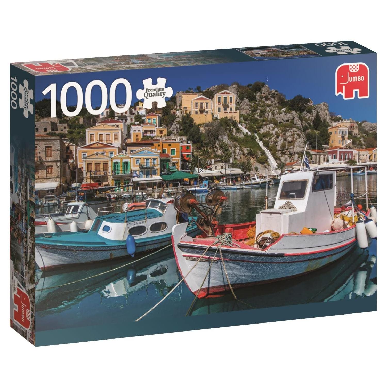 Cuy Games - 1000 PIEZAS - SYMI, GREECE -