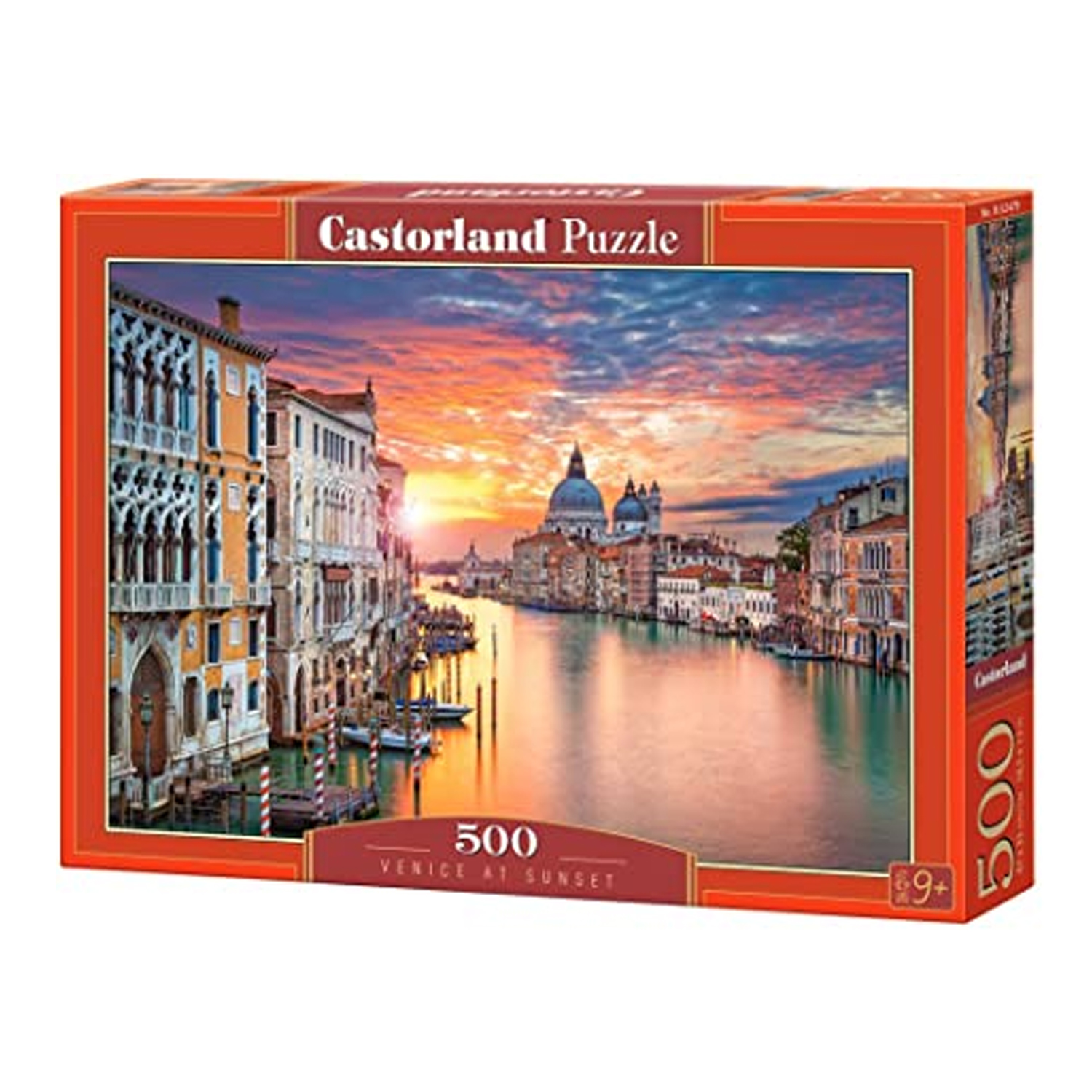 Cuy Games - 500 PIEZAS - VENICE AT SUNSET -