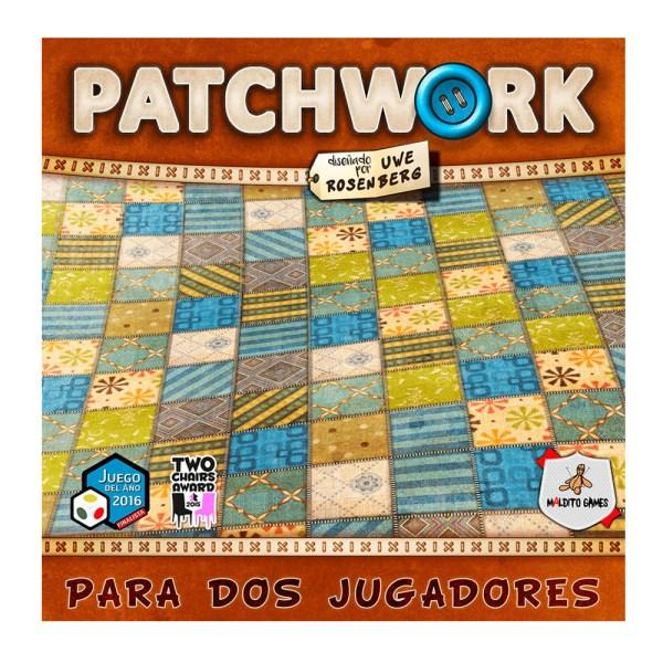 PATCHWORK 2JUGADORES