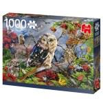 Cuy Games - 1000 PIEZAS - OWLS IN THE MOONLIGHT -