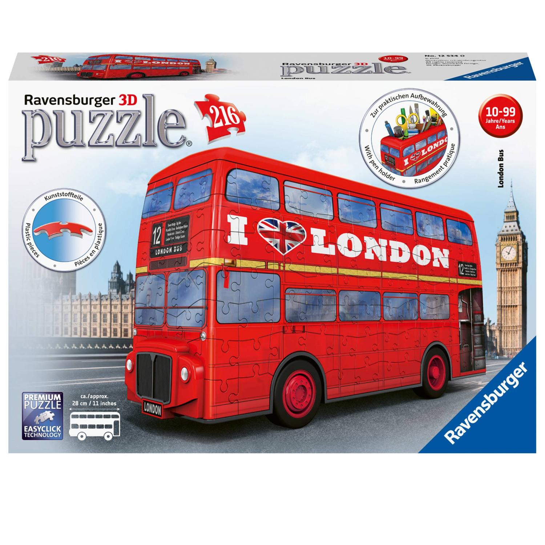 Cuy Games - 216 PIEZAS - LONDON BUS -