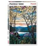 Cuy Games - 1000 PIEZAS - TIFFANY, MAGNOLIAS AND IRISES -