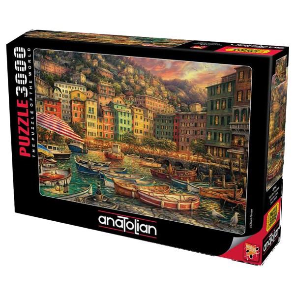 Cuy Games - 3000 PIEZAS - VIBRANCE OF ITALY -