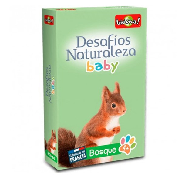 Cuy Games - DESAFIOS NATURALEZA BABY -