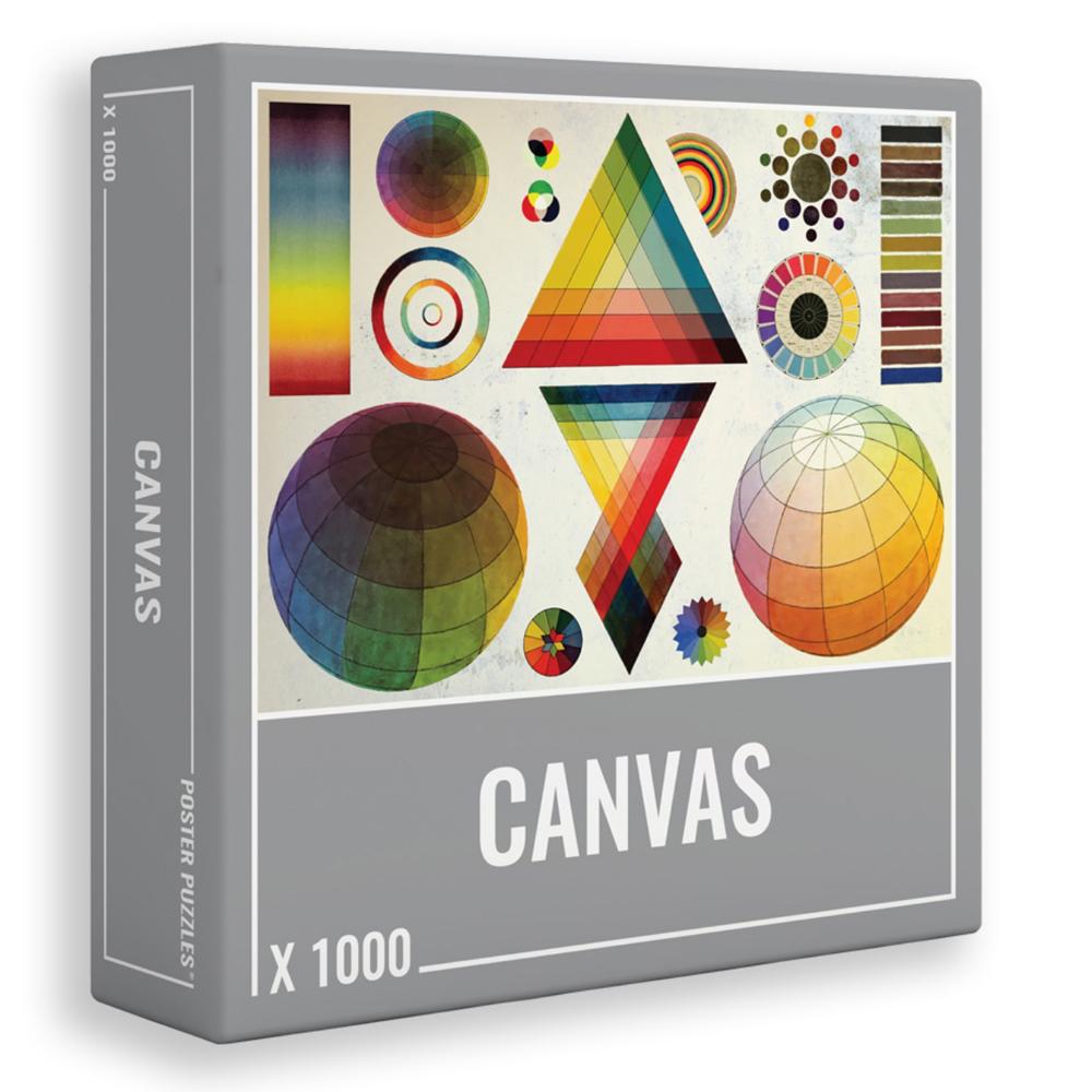 Cuy Games - 1000 PIEZAS - CANVAS -
