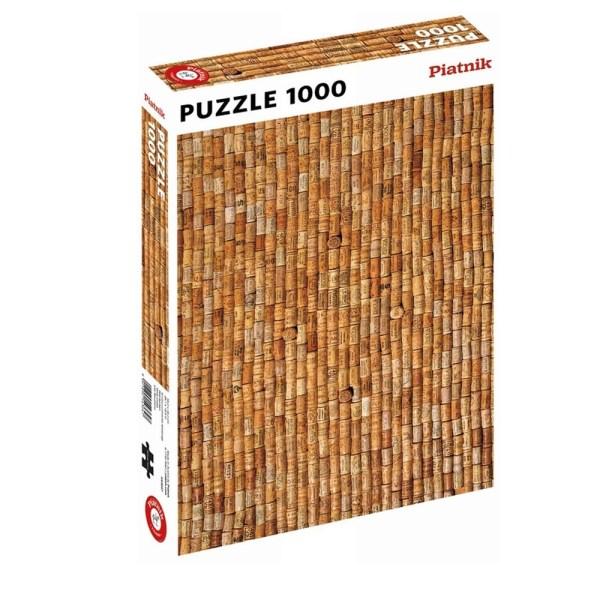 Cuy Games - 1000 PIEZAS - WINE CORKS -