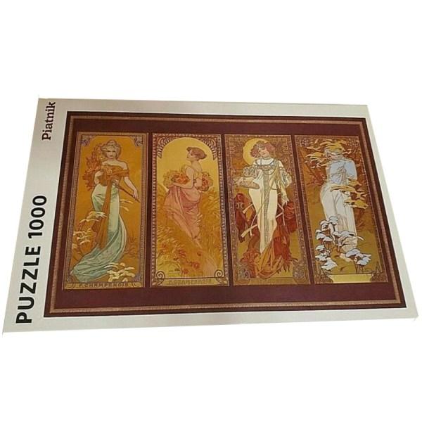 Cuy Games - 1000 PIEZAS - METALLIC THE FOUR SEASONS -