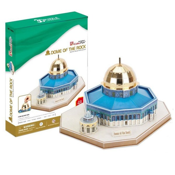 Cuy Games - CF - GR - DOME OF THE ROCK -