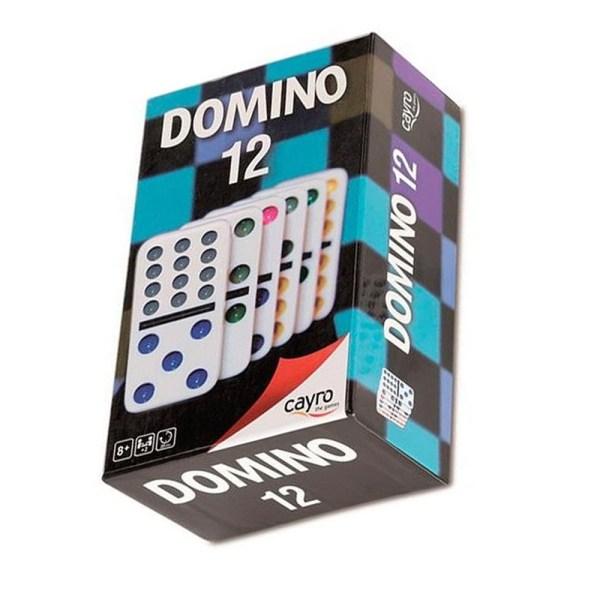 Cuy Games - DOMINO 12 -