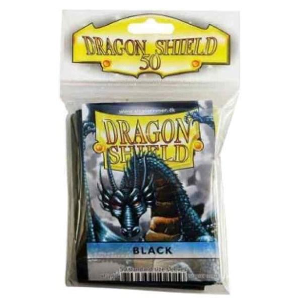 DRAGON SHIELD NEGRO