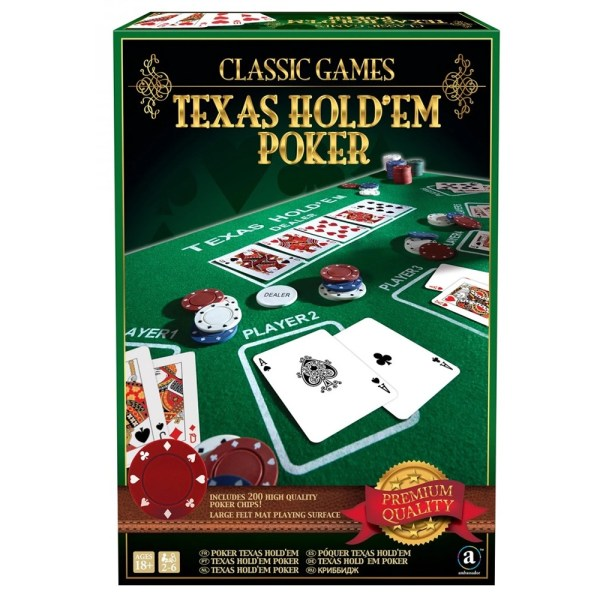 Cuy Games - TEXAS HOLD'EM POKER - TEXAS POKER -