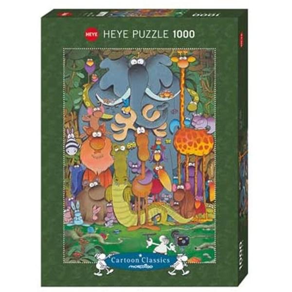 Cuy Games - 1000 PIEZAS - PHOTO -