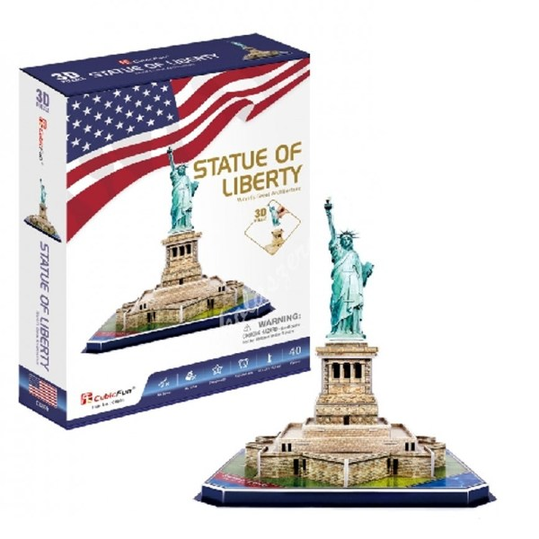 Cuy Games - CF - MED - STATUE OF LIBERTY -