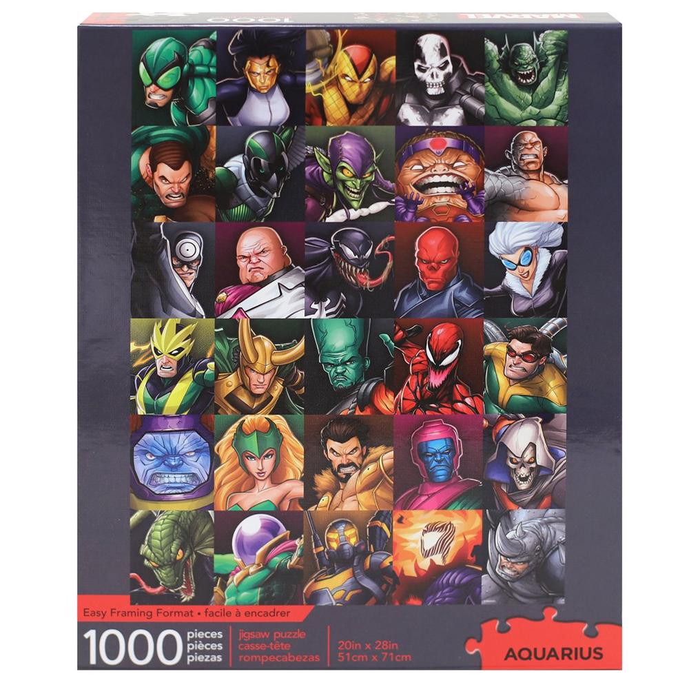 Cuy Games - 1000 PIEZAS - MARVEL -