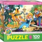 Cuy Games - INFANTIL - 100 PIEZAS - HERMOSO CABELLO -