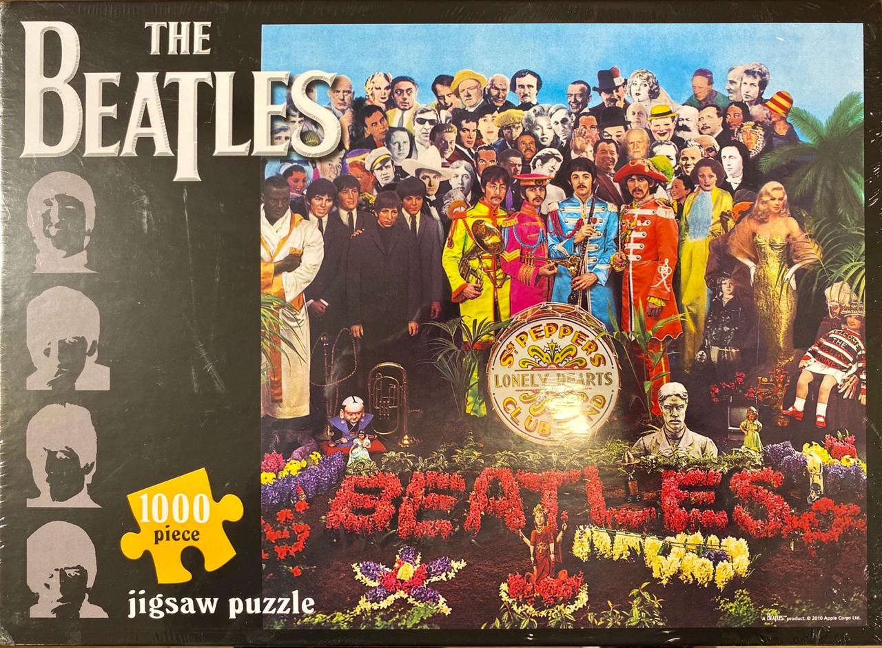 Cuy Games - 1000 PIEZAS - THE BEATLES -