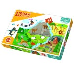 Cuy Games - INFANTIL - MAXI 15 PIEZAS - ANIMALES -