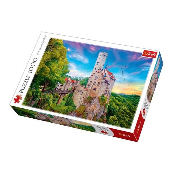 Cuy Games - 1000 PIEZAS - CASTILLO LICHTENSTEIN, ALEMANIA -
