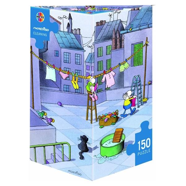 Cuy Games - 150 PIEZAS - CLEANING -