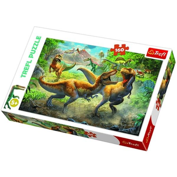 Cuy Games - INFANTIL - 160 PIEZAS - DINOSAURIOS -