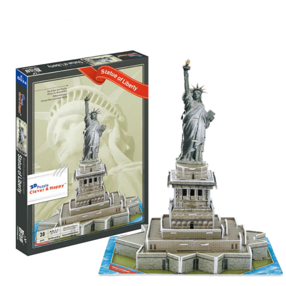 Cuy Games - C&H - STATUE OF LIBERTY -