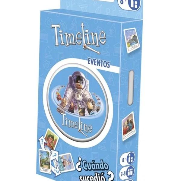 Cuy Games - TIMELINE ECOPACK - EVENTOS -
