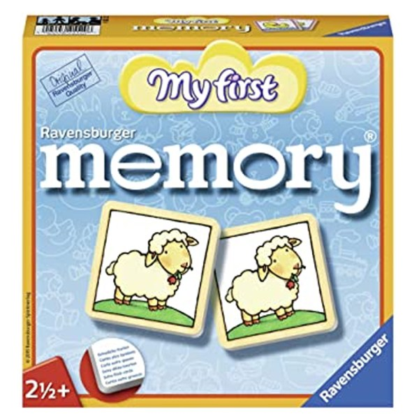 MEMORY MY FIRST