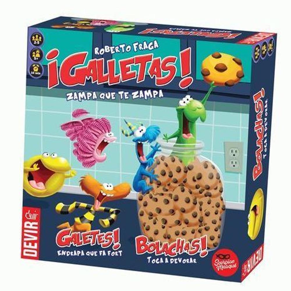 Cuy Games - ?GALLETAS! -
