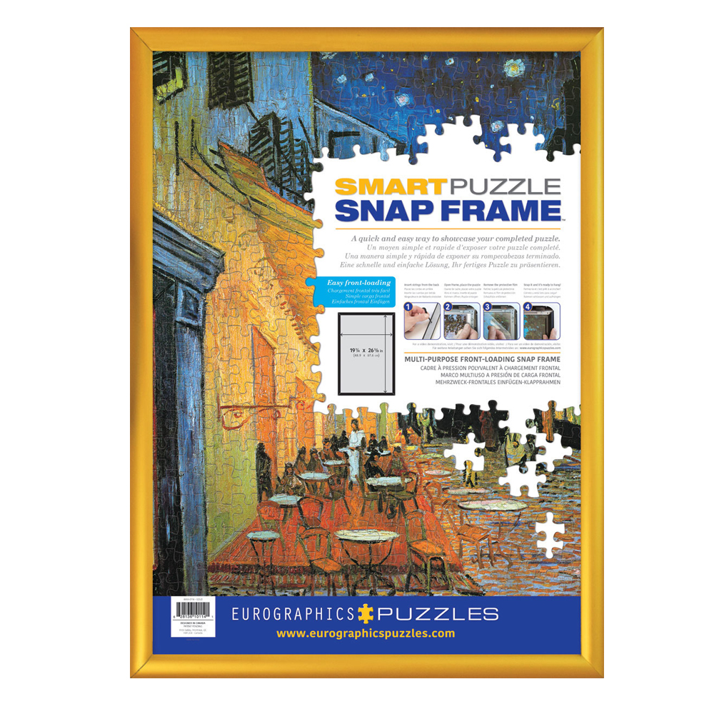 Cuy Games - SNAP FRAME GOLD -