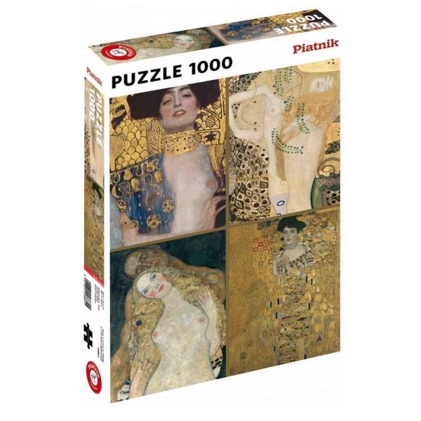 1000 PIEZAS – KLIMT COLLECTION