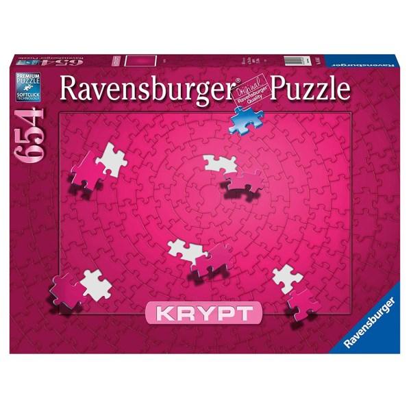 Cuy Games - 654 PIEZAS - KRYPT PINK -