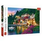 Cuy Games - 500 PIEZAS - LAGO DE COMO ITALIA -