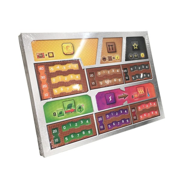 Cuy Games - DUAL LAYER PLAYER BOARDS -