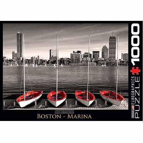 Cuy Games - 1000 PIEZAS - BOSTON - MARINA -