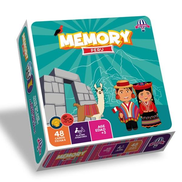 MEMORY PERU