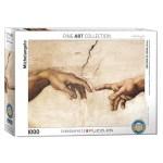 Cuy Games - 1000 PIEZAS - CREATION OF ADAM (DETAIL) BY MICHELANGELO -