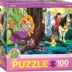 Cuy Games - INFANTIL - 100 PIEZAS - DIA EN EL BOSQUE -