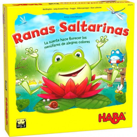 Cuy Games - RANAS SALTARINAS -