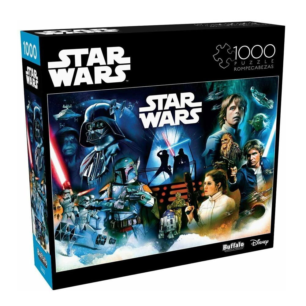 Cuy Games - 1000 PIEZAS - STAR WARS VS -