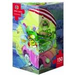 Cuy Games - 150 PIEZAS - SUNSHINE -