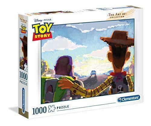 Cuy Games - 1000 PIEZAS - TOY STORY -