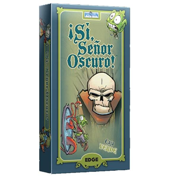 Cuy Games - ?SI SEÑOR OSCURO! -