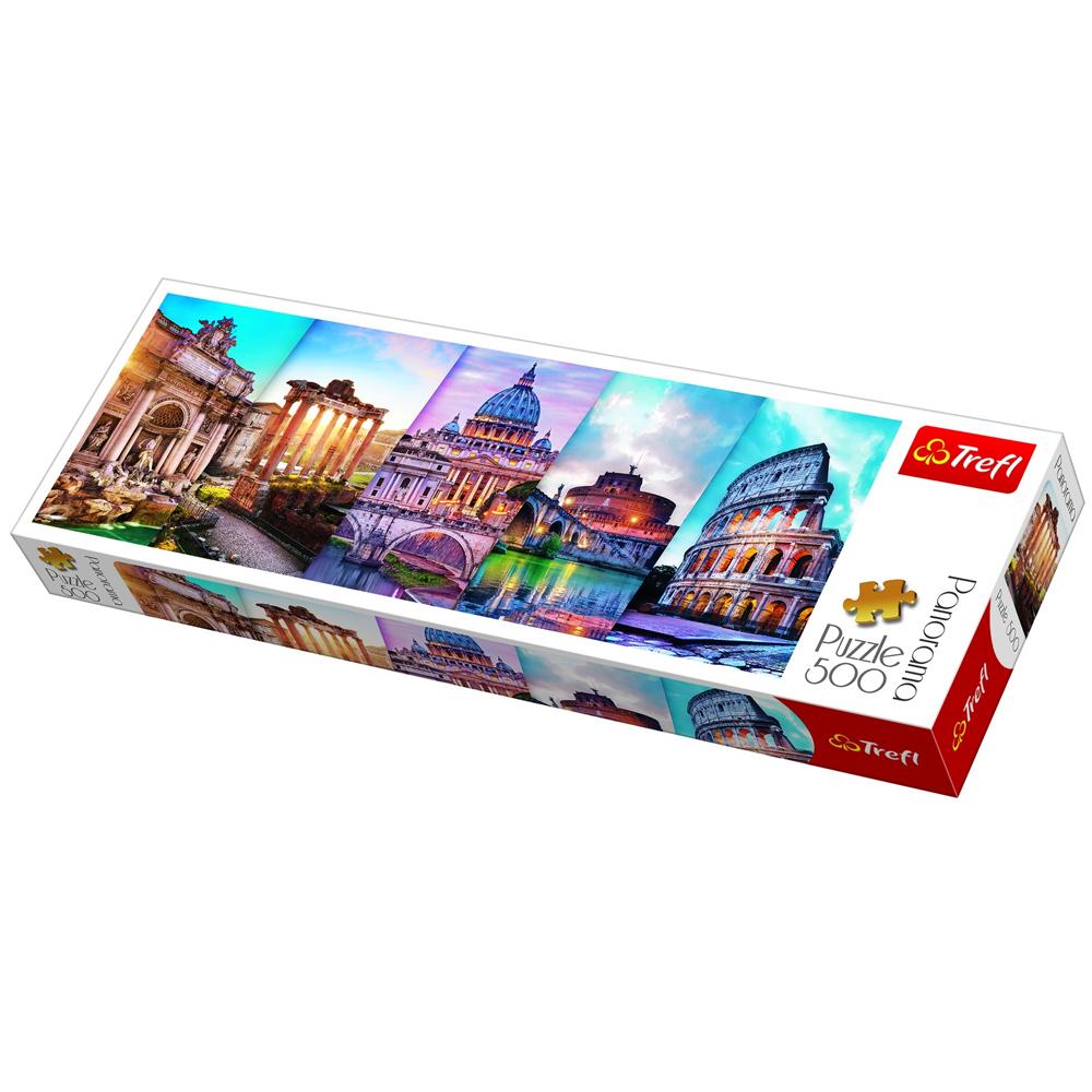 Cuy Games - 500 PIEZAS - VIAJE A ITALIA -