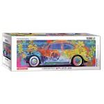 Cuy Games - 1000 PIEZAS - VW BEETLE SPLASH PANORAMIC -