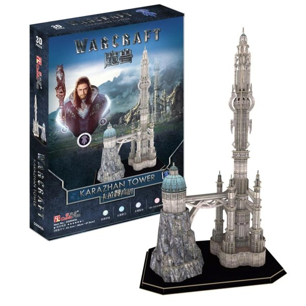 Cuy Games - CF - 151 PIEZAS - KARAZHAN TOWER -
