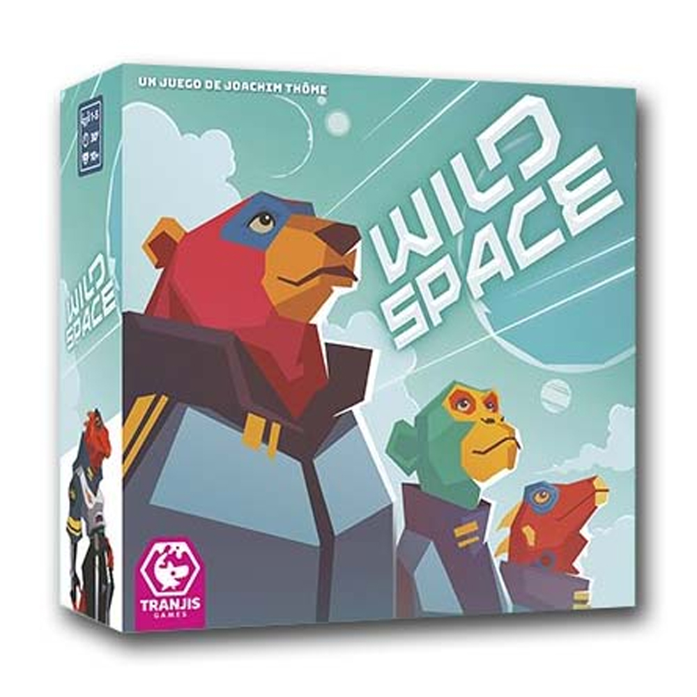 Cuy Games - WILD SPACE -