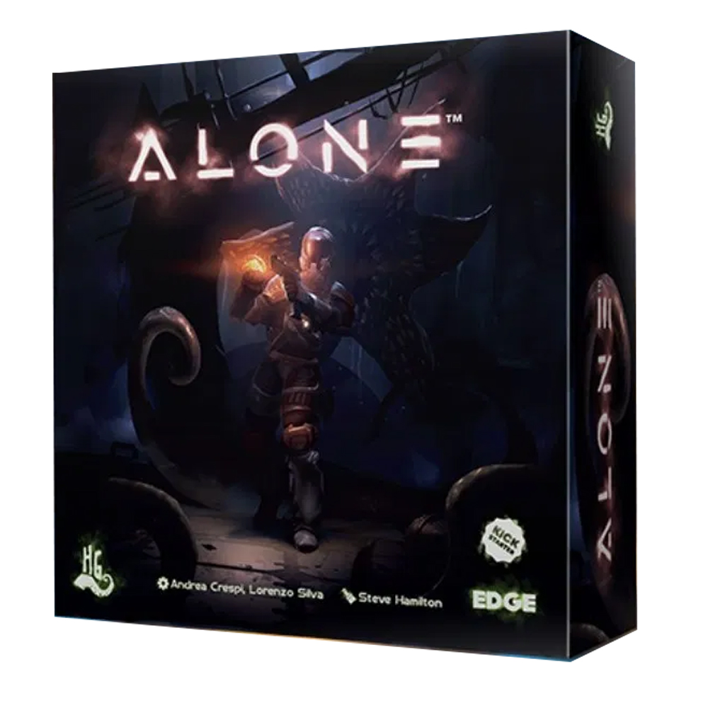 Cuy Games - ALONE -